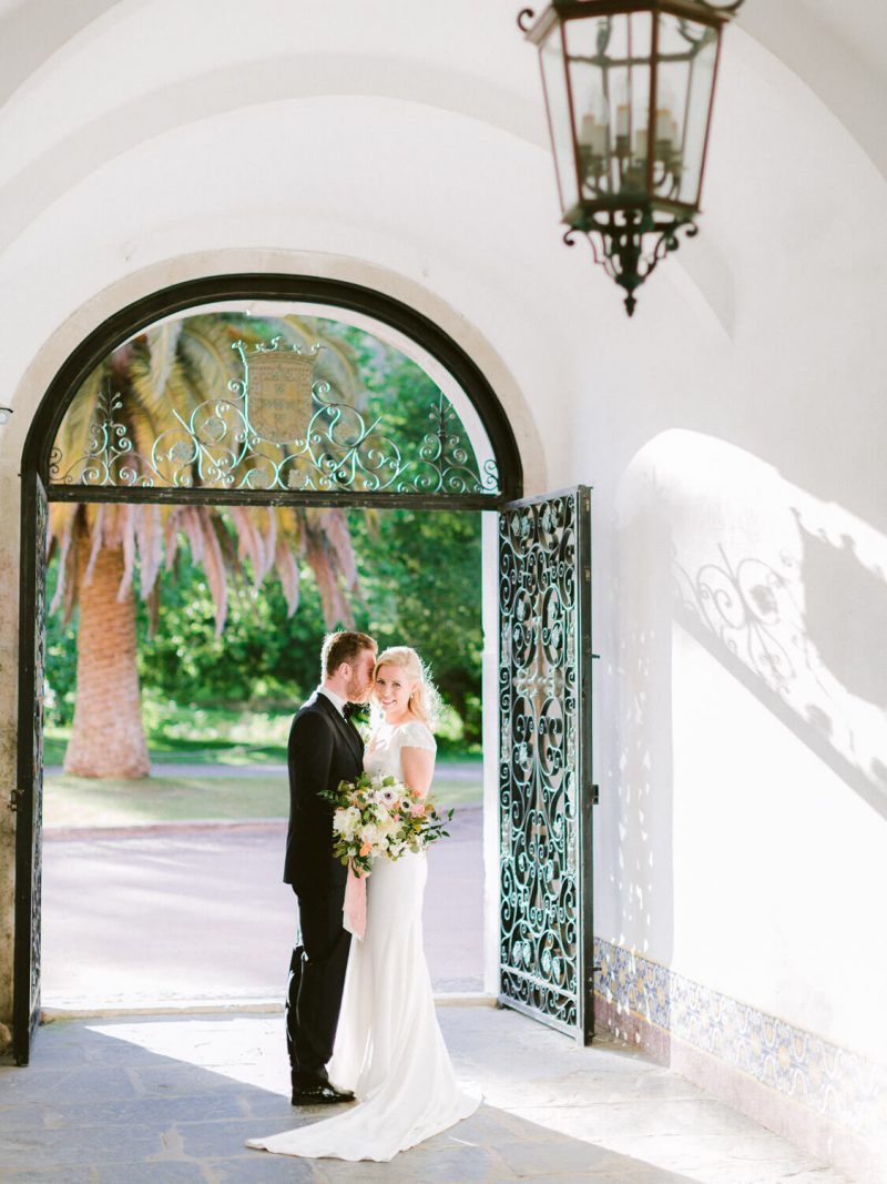 Destination Wedding in Portugal, Sintra at Penha Longa