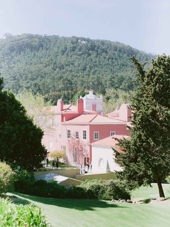 Penha Longa Resort and Serra de Sintra Mountains by Portugal Wedding Photographer