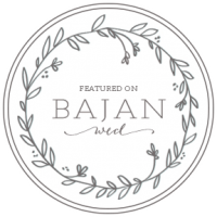 featured at Bajan Wed badge for Portugal Wedding Photographer